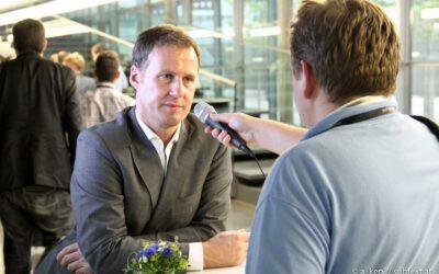 """Achim Beißwenger: """"Letztendlich soll es gelingen mit Konventionen zu brechen."""""""