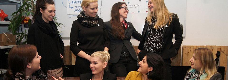 "Stephanie Urbanski: ""Social Networks sind zum Großteil weiblich"" [Podcast]"