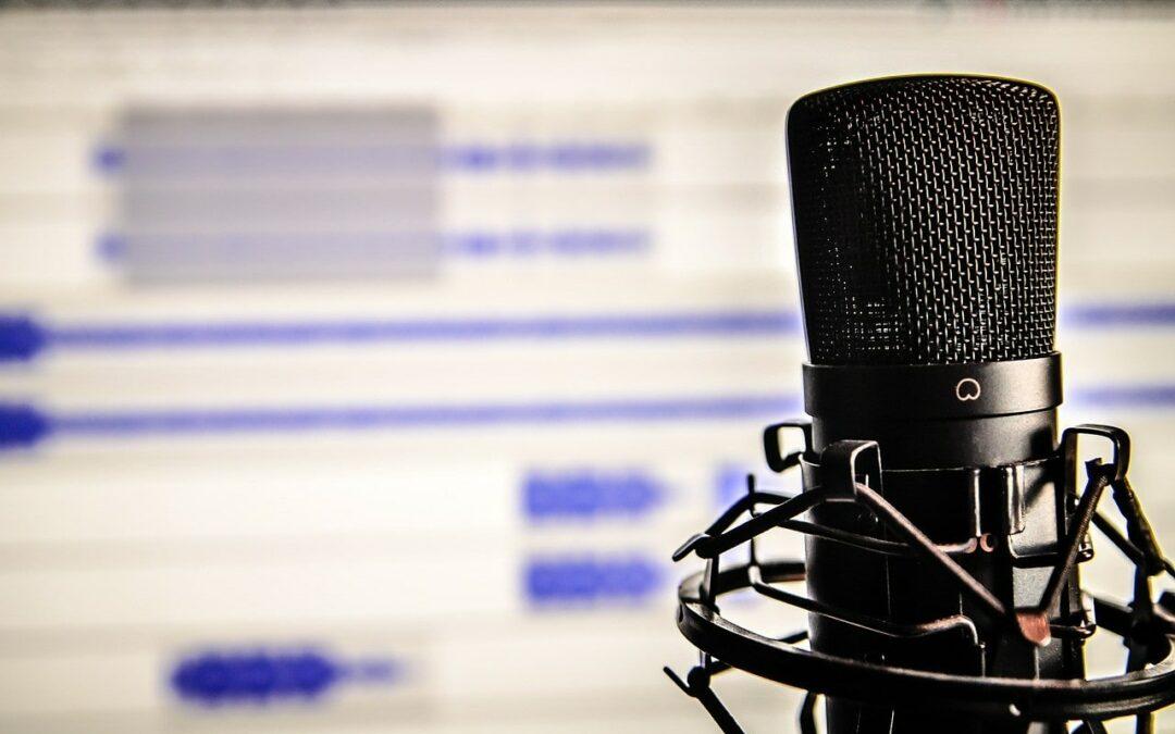 Podcasten muss kein Technikkrieg sein. Heute: Mikrofon [einsteigerfreundlich]
