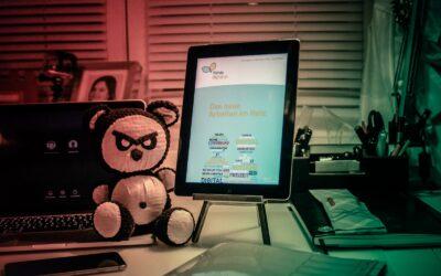 """Leitfaden """"das neue Arbeiten im Netz"""" erschienen … und ich bin Co-Autor"""