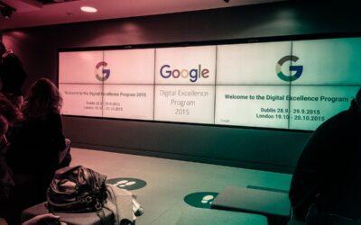 Zu Besuch bei Google – Strategieempfehlungen aus dem Digital Excellence Program 2015