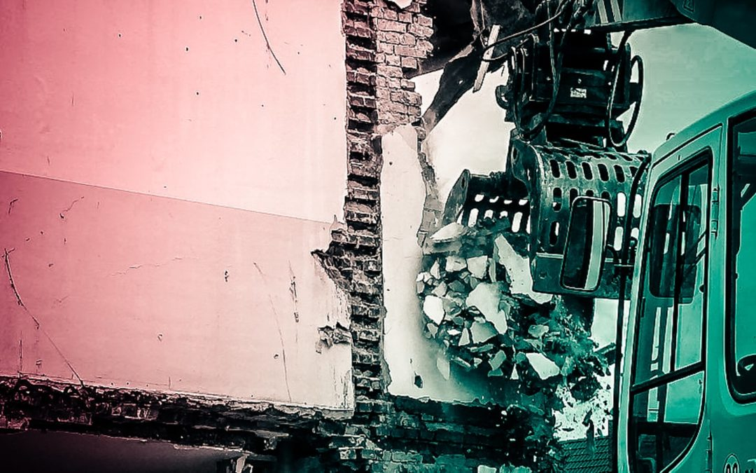 #eday16 – Digitale Transformation reißt Mauern ein [sktechnote]