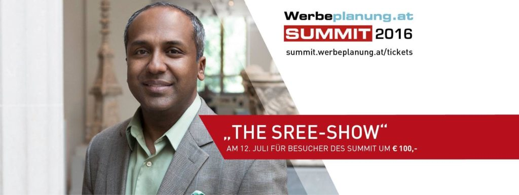 the sree show
