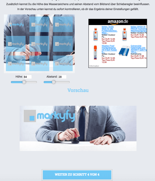 markyfy.it - image branding, watermarks