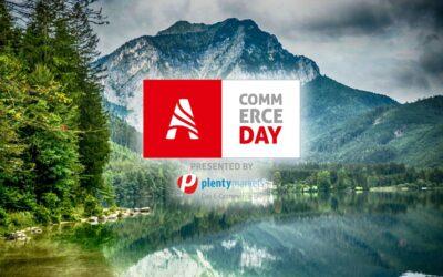 Wir schicken zwei Händler zum A-Commerce Day
