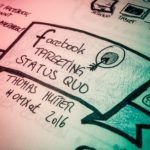 Facebook Targeting Status Quo [sketchnote] #OMXat