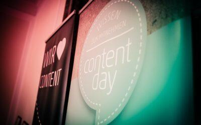 Content Day in Salzburg am 30.03. + Rabatt für TheAngryTeddy.com Leser