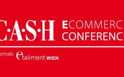 nächste Woche: Cash E-Commerce Conference (-15% für Blogleser)