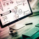 Die intelligente Vernetzung der On- und Offlinevertriebskanäle [sketchnote]