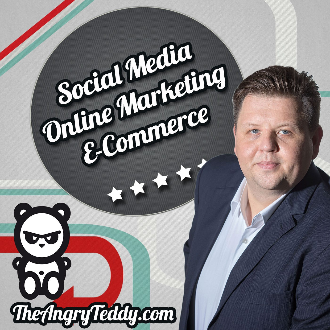 Impulse zu Social Media, Online Kommunikation & E-Commerce by The Angry Teddy aka. Daniel Friesenecker