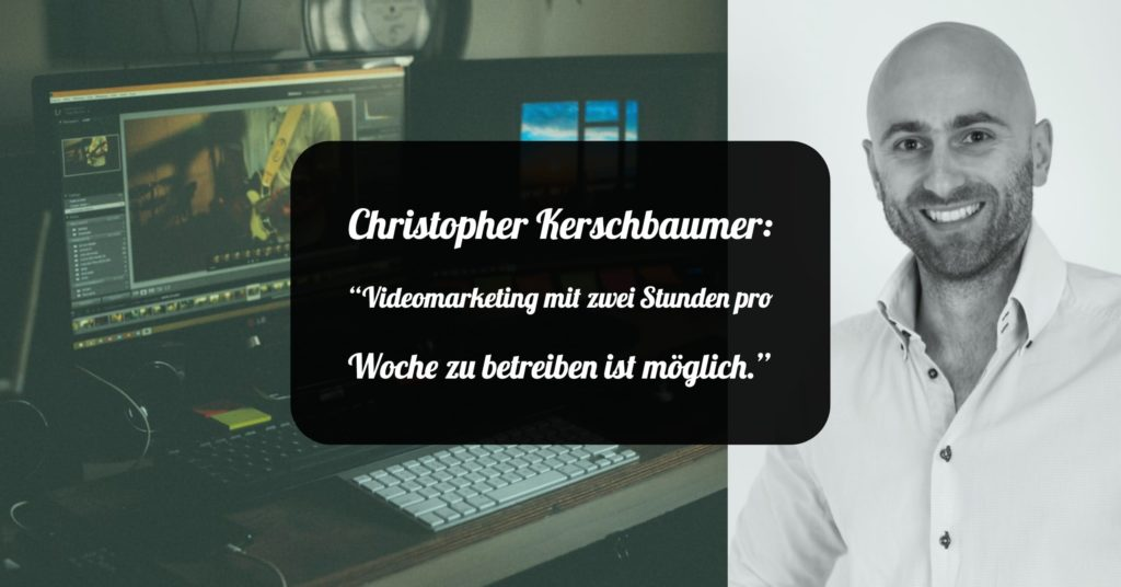 Christopher Kerschbaumer Joobster