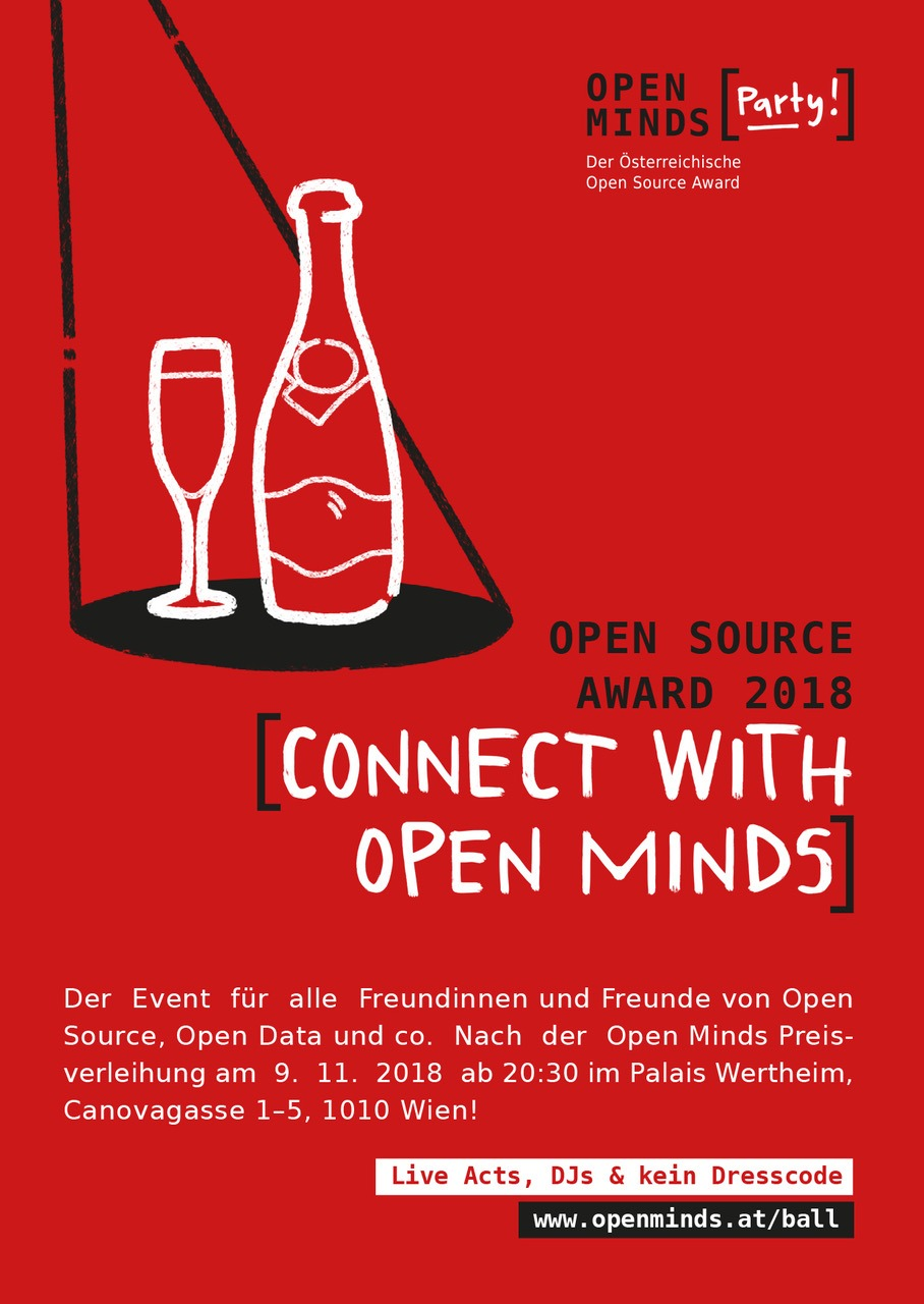 open minds award