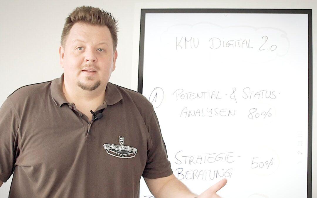 KMU DIGITAL 2.0 – Förderungen für E-Commerce & Online Marketing Strategie