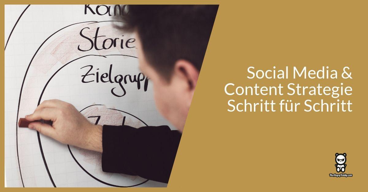 Online Kurs Social Media & Content Strategie